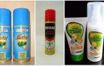 Лучшие средства от комаров на природе