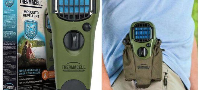 Thermacell от комаров – отзывы и описание термосел