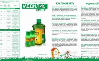 Циперметрин от комаров – инструкция по применению и отзывы