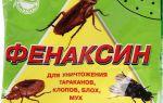 Фенаксин от клопов – отзывы, цена и инструкция по применению