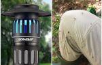 Электрические ловушки для комаров