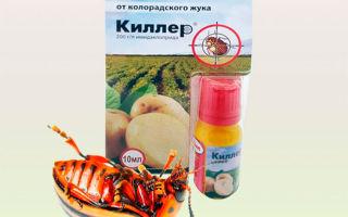 Киллер от колорадского жука – инструкция по применению, отзывы, цена