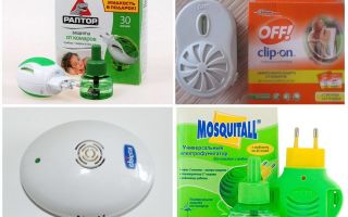 Лучшие фумигаторы от комаров – обзор и отзывы