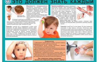 Профилактика педикулеза в детском саду, действия при педикулезе