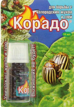 Средство Эйфория от колорадского жука