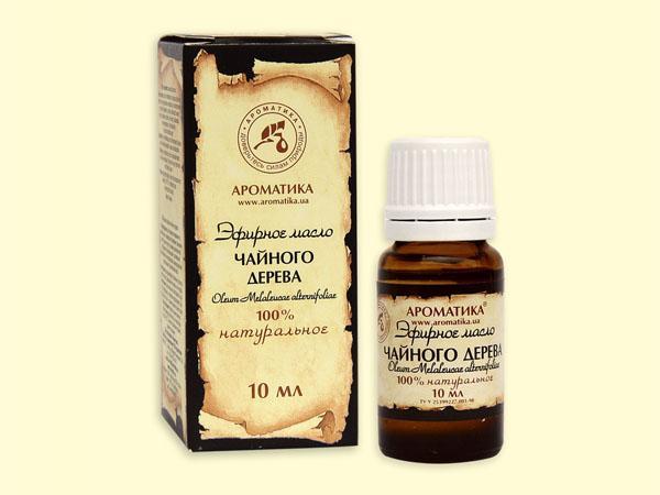 Эфирное масло чайного дерева от вшей и гнид
